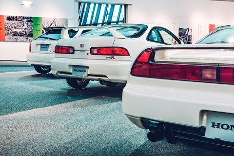 Honda Collection Hall Type Rs