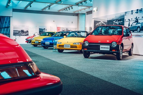 Honda Collection Hall Insight