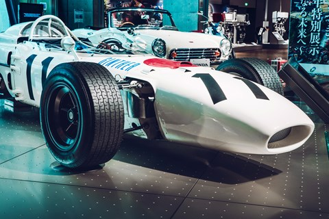 Honda Collection Hall honda f1