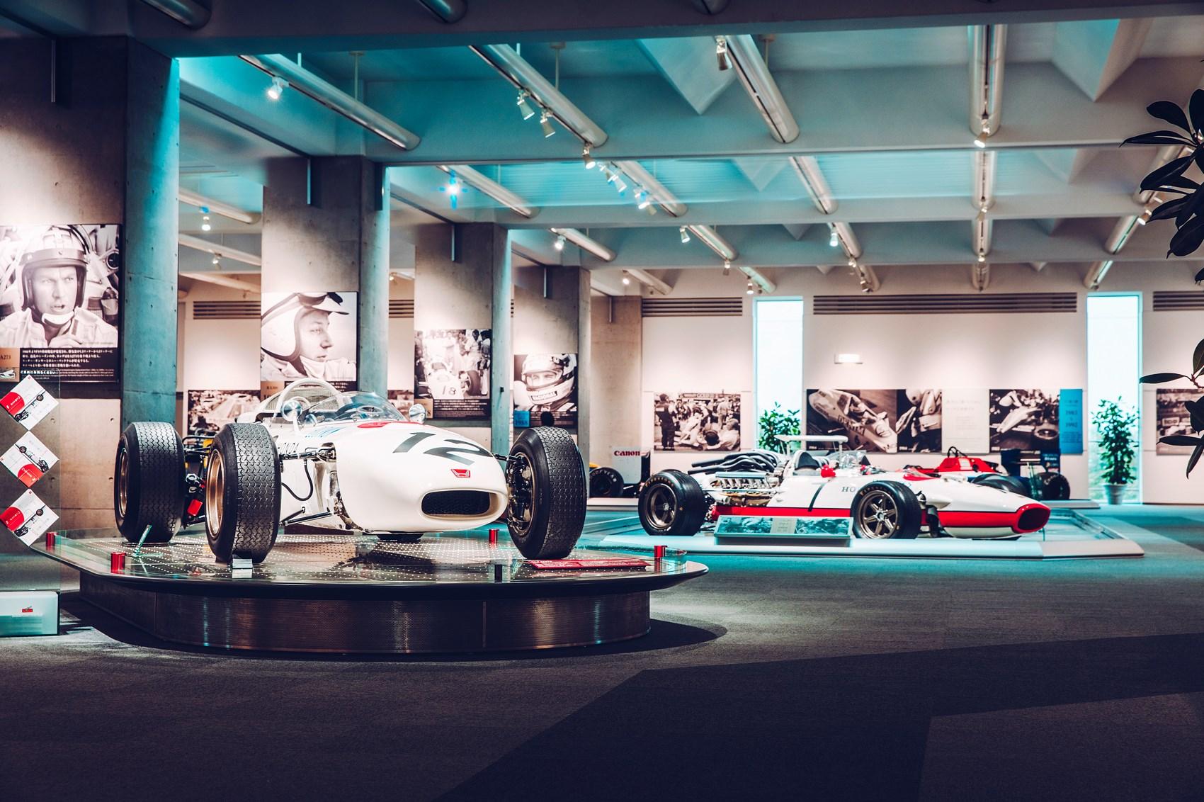 Spirit of Soichiro: inside Honda's amazing Collection Hall