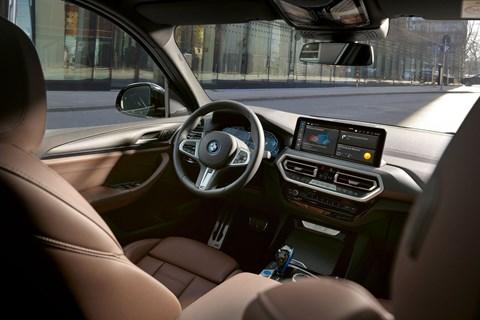 ix3 interior