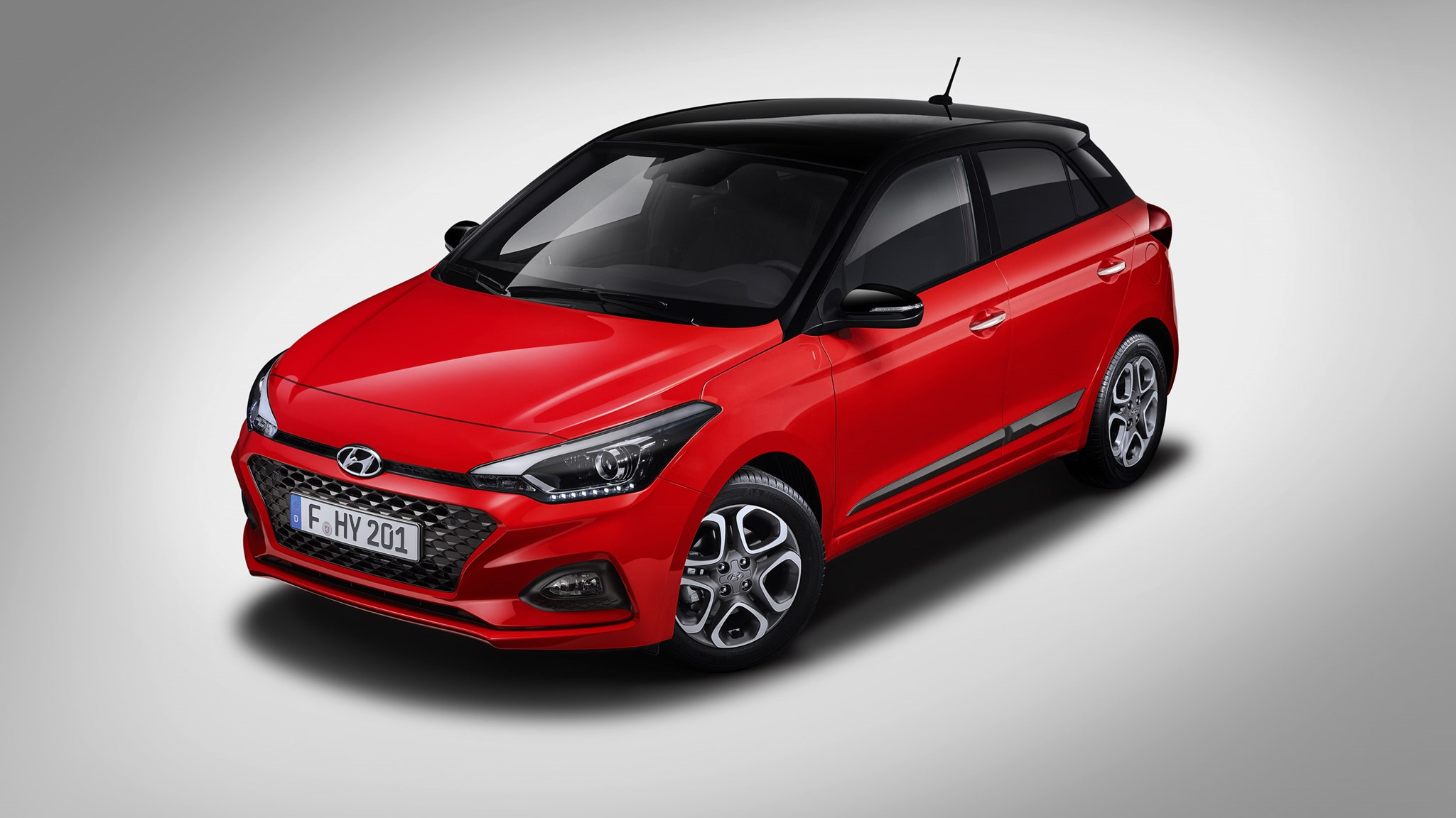 new hyundai i20 b segment hatch gets updated styling and. Black Bedroom Furniture Sets. Home Design Ideas