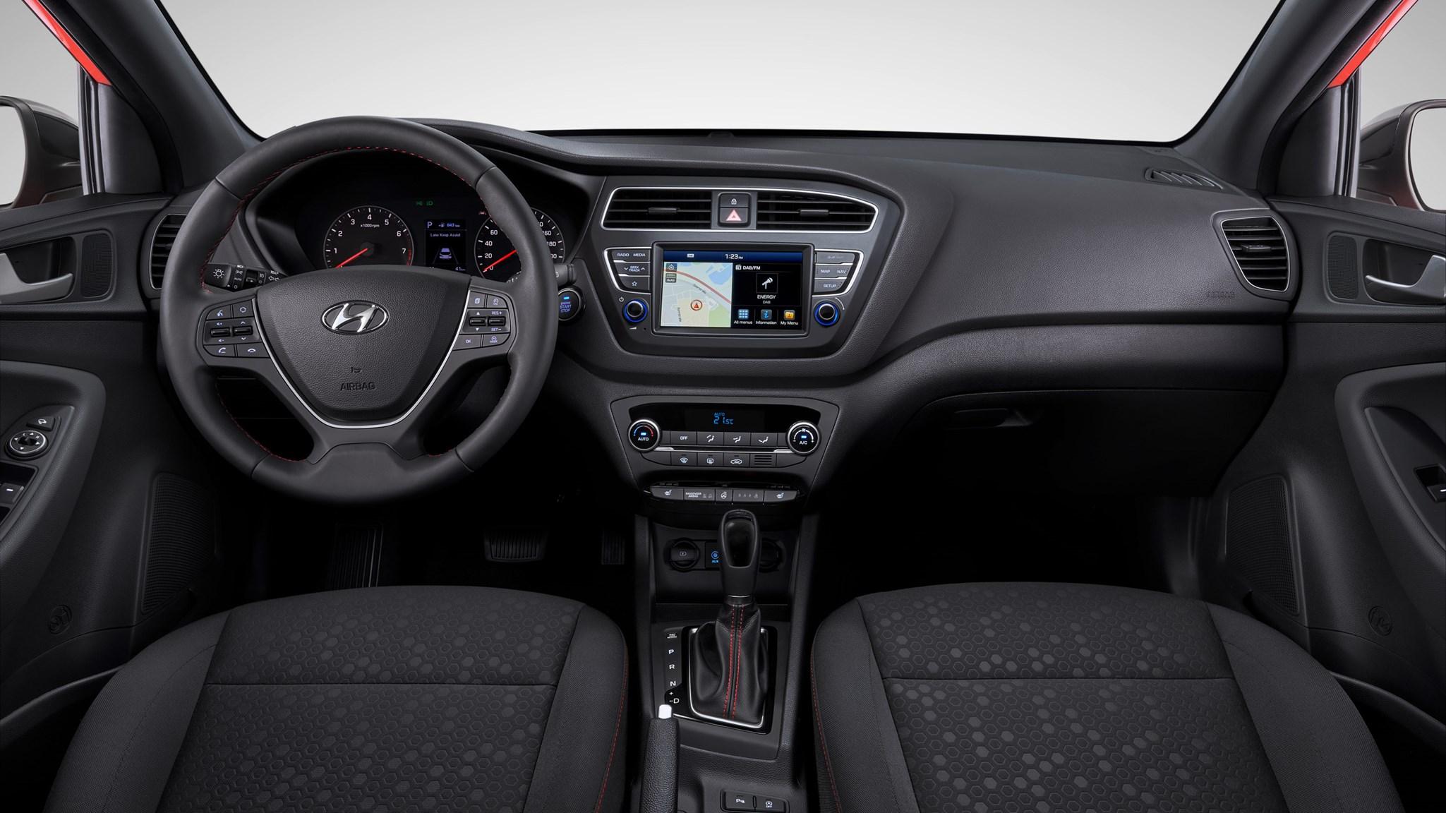 New Hyundai I20 B Segment Hatch Gets Updated Styling And Safety Tech Car Magazine