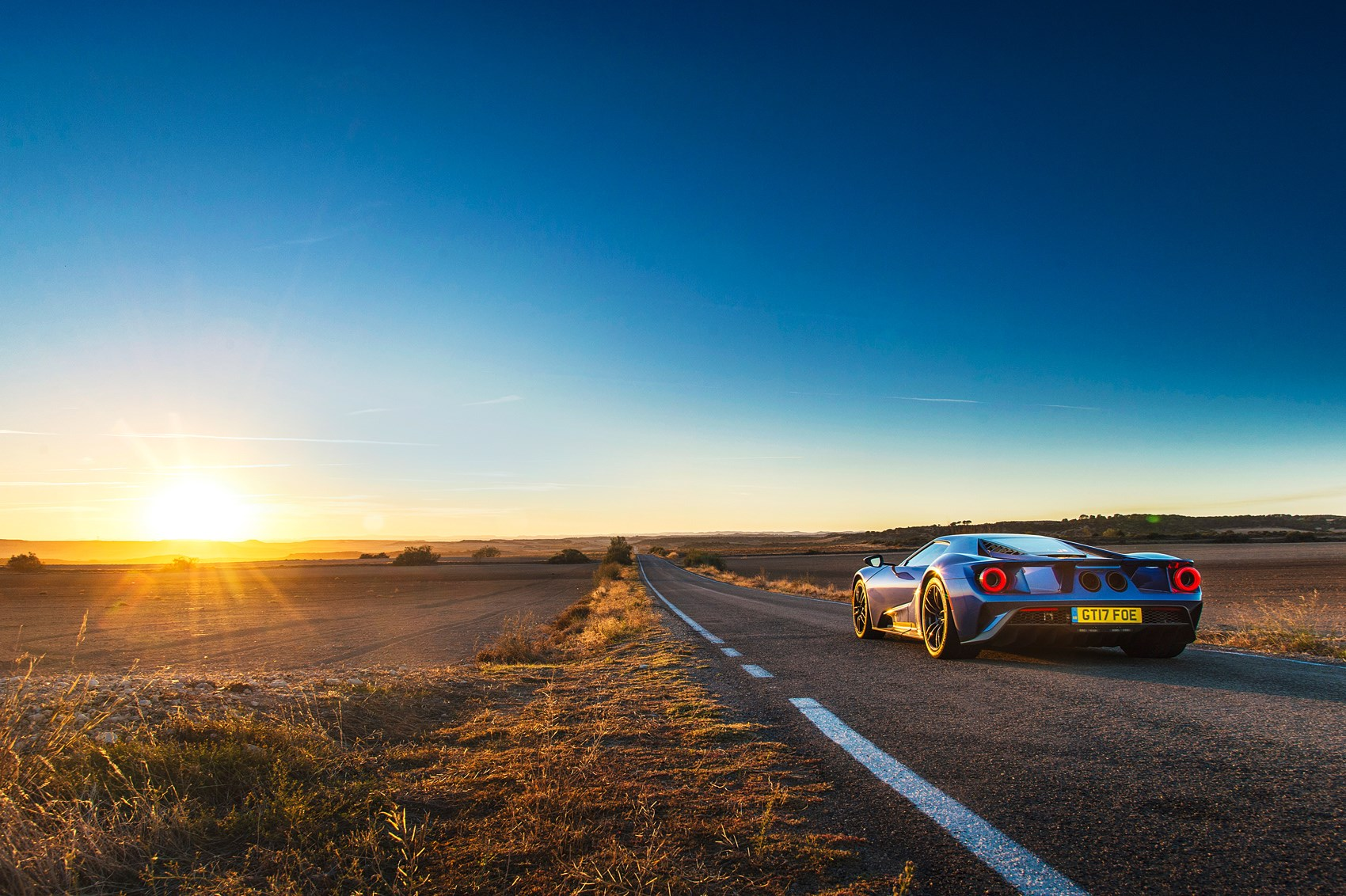 Day of reckoning: Ford GT road car vs GTE LM racer | CAR Magazine