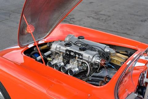 Skoda 1100 engine