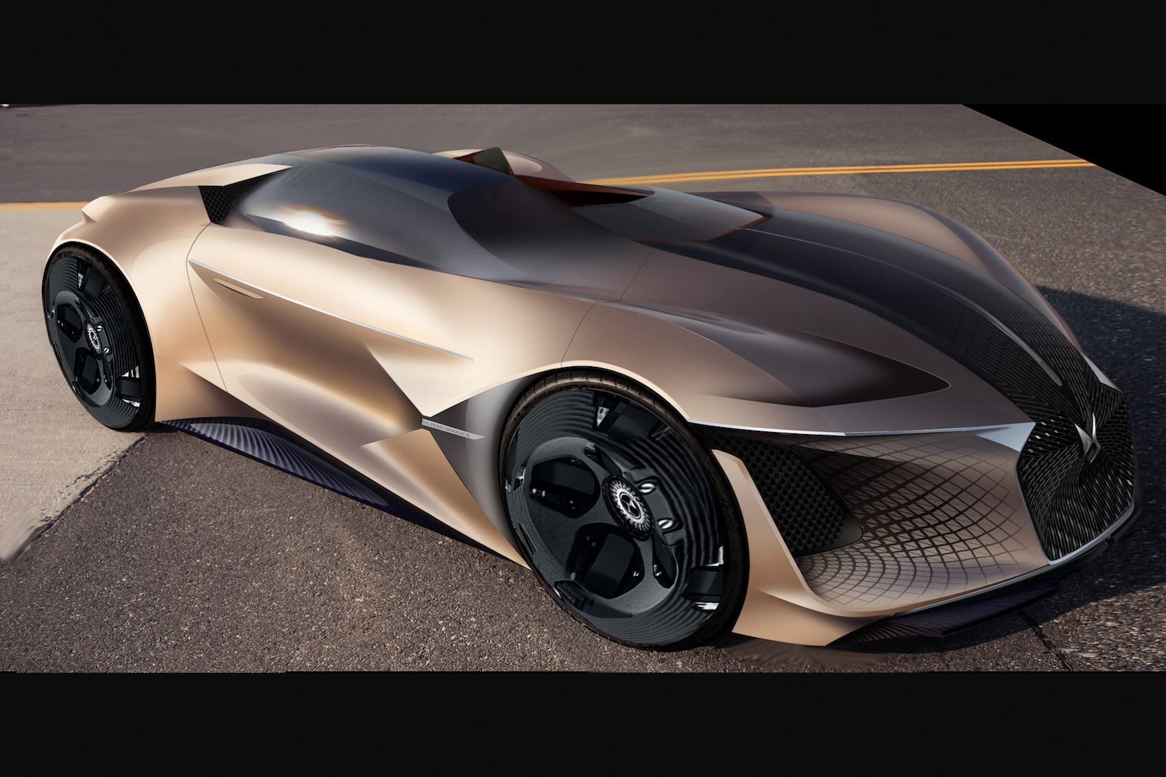 DS X E-Tense: French Take On 2035's Autonomous Future