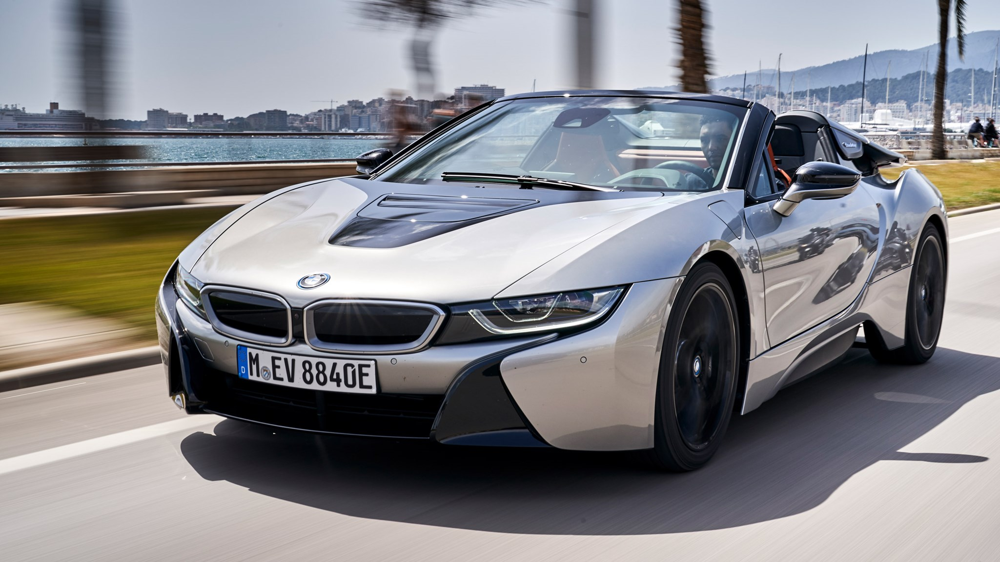 bmw i8 roadster review the hybrid supercar refined car magazine. Black Bedroom Furniture Sets. Home Design Ideas