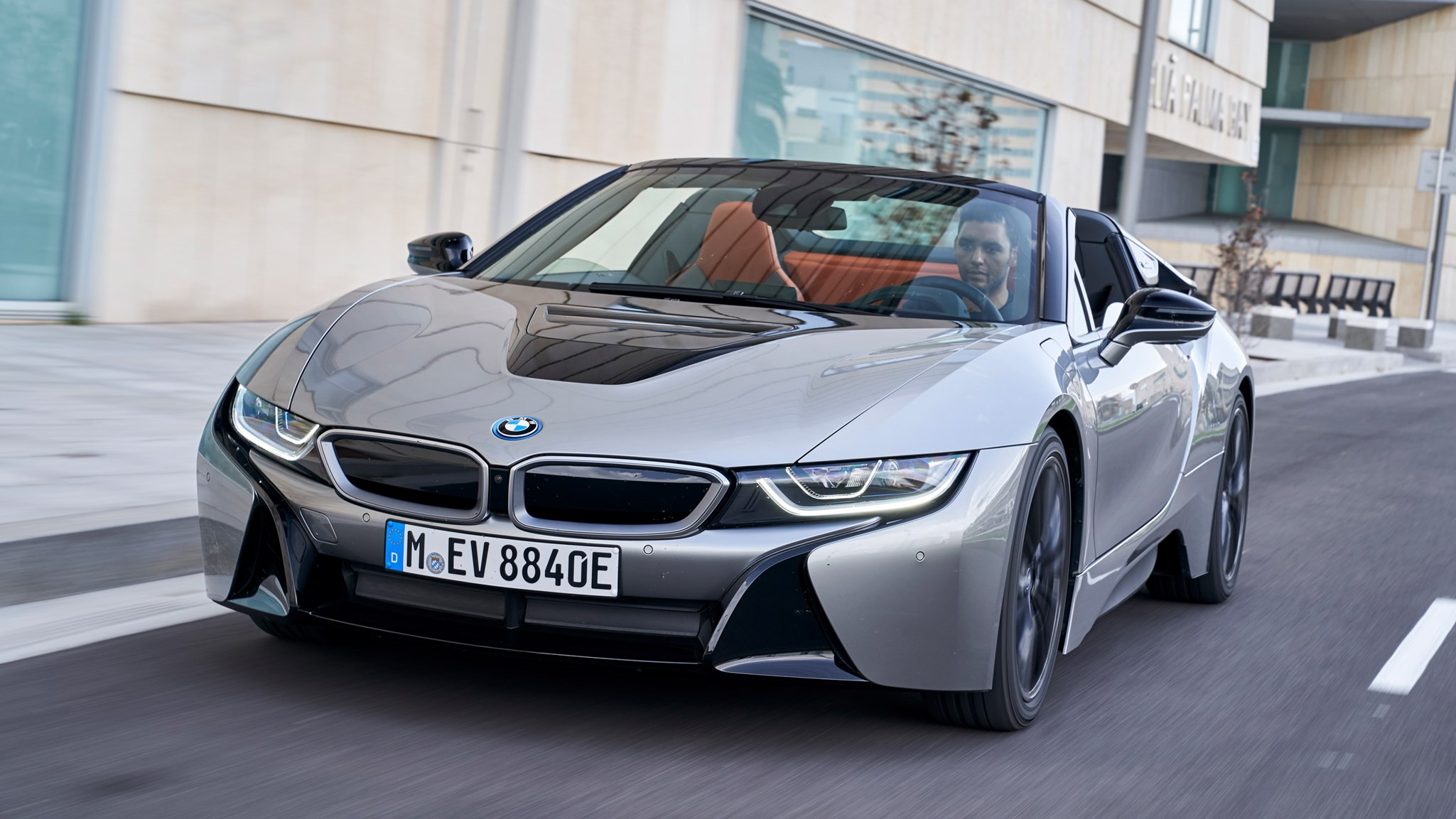 Bmw I8 Roadster Review The Hybrid Supercar Refined Car Magazine