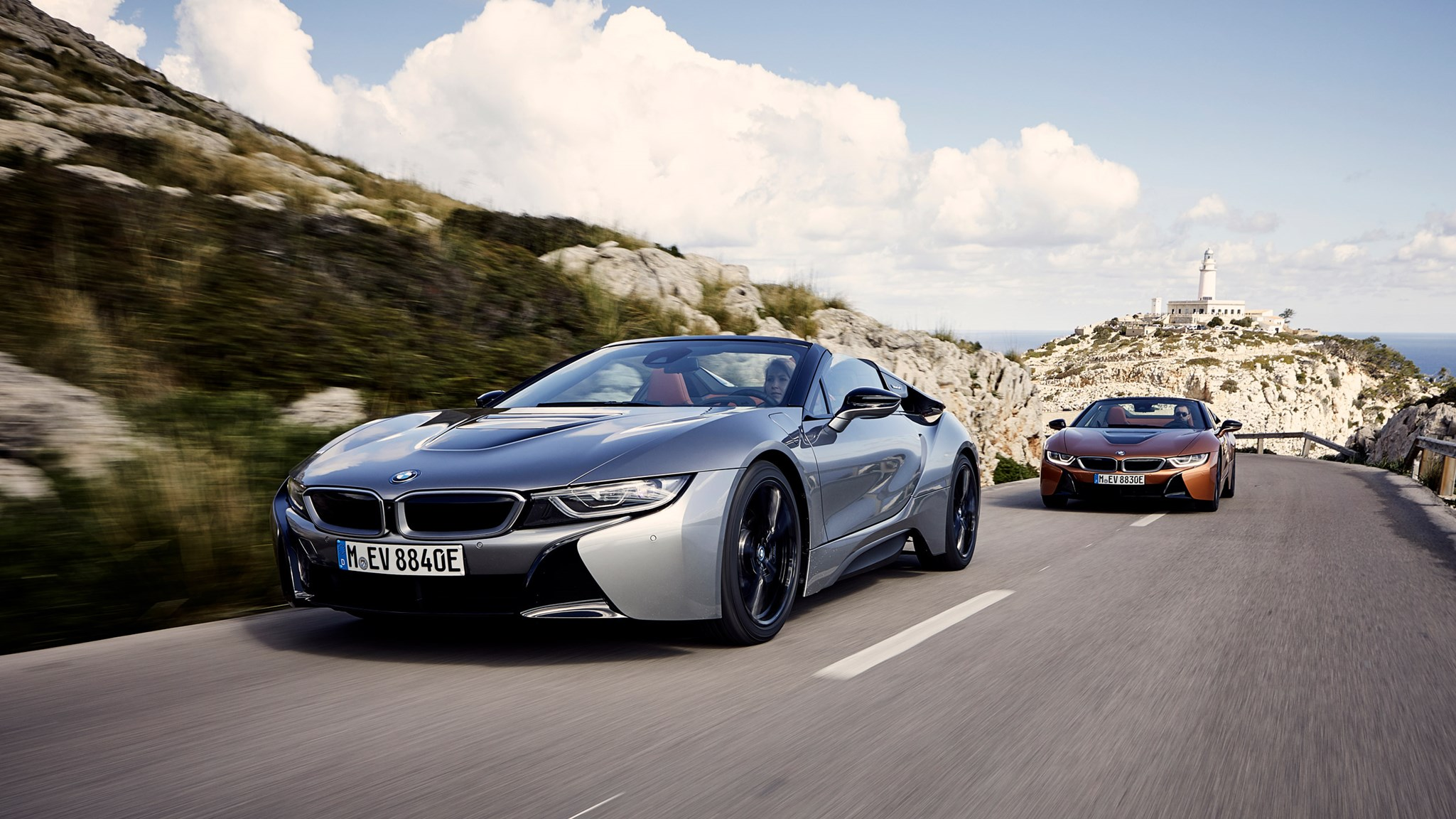 Bmw I8 Lease Deals >> BMW i8 Roadster review: the hybrid supercar, refined   CAR Magazine