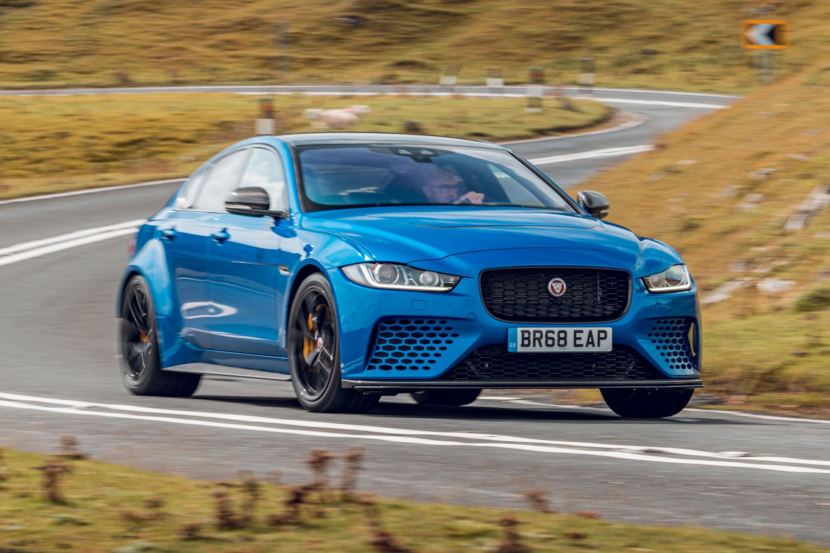 Jaguar XE SV Project 8 (2019) review: one very wild Jag