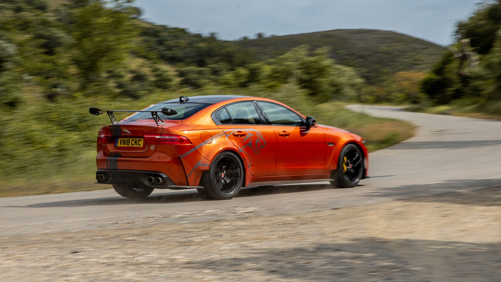 Jaguar Xe Sv Project 8 2018 Review Car Magazine