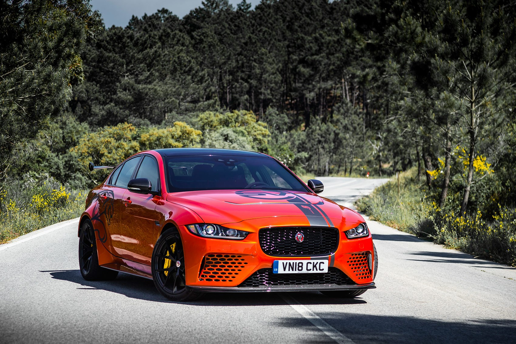 Jaguar XE Project 8 review, specs and prices