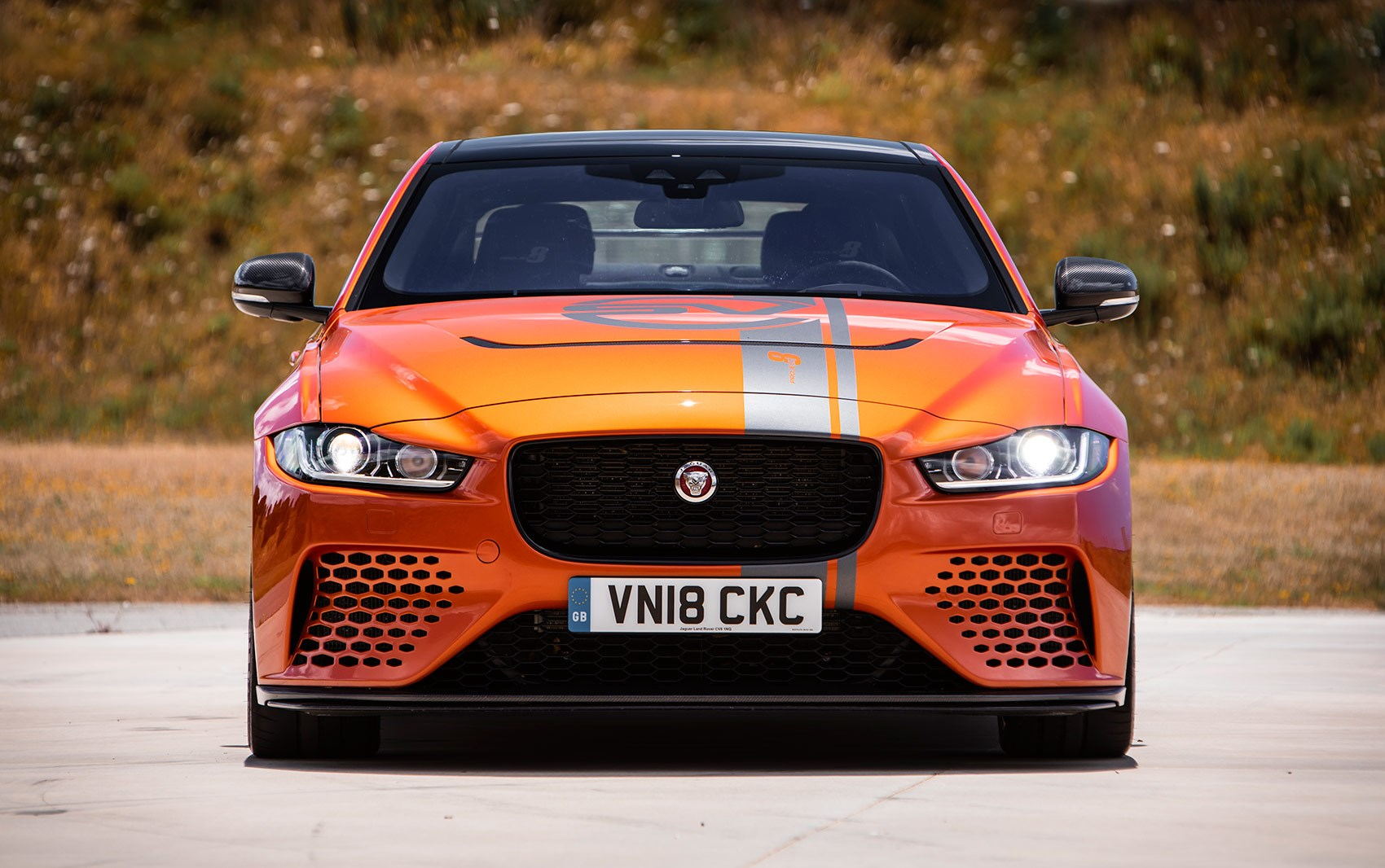 Jaguar XE SV Project 8 first drive, road test and review by CAR magazine