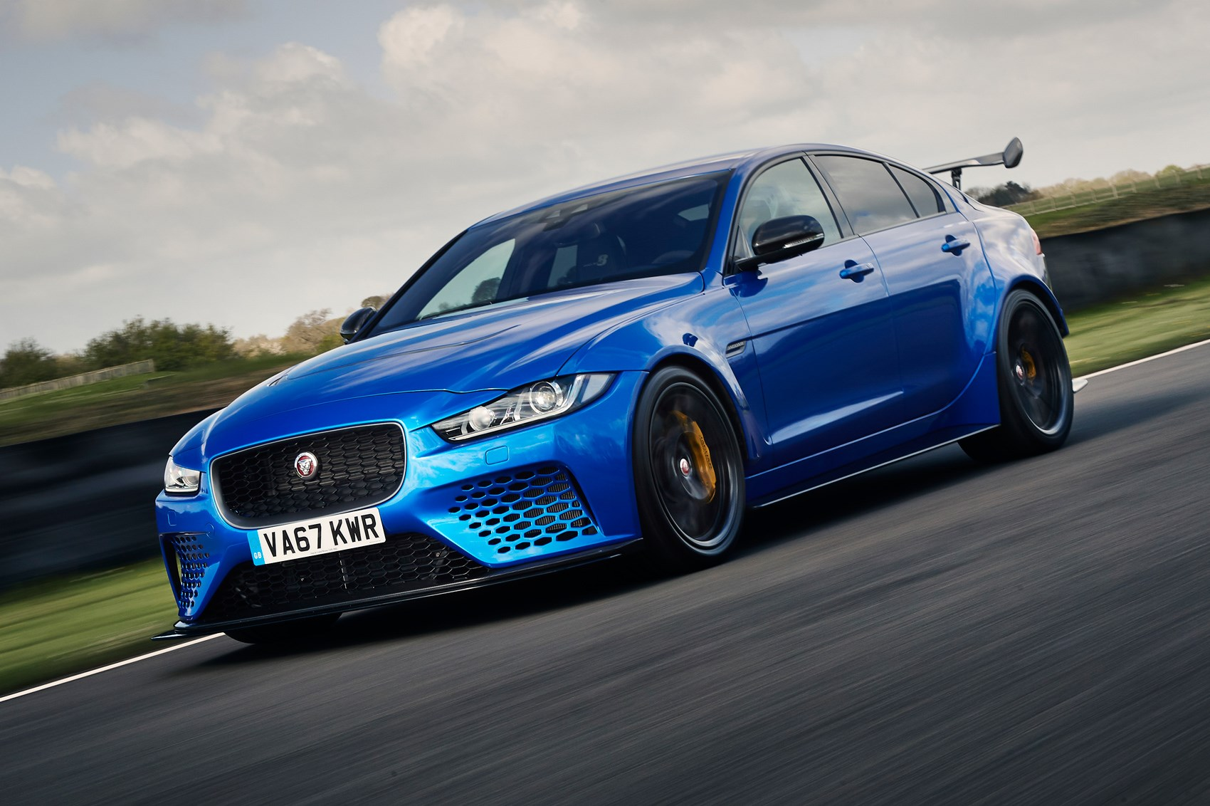 Jaguar XE SV Project 8 (2018) review | CAR Magazine