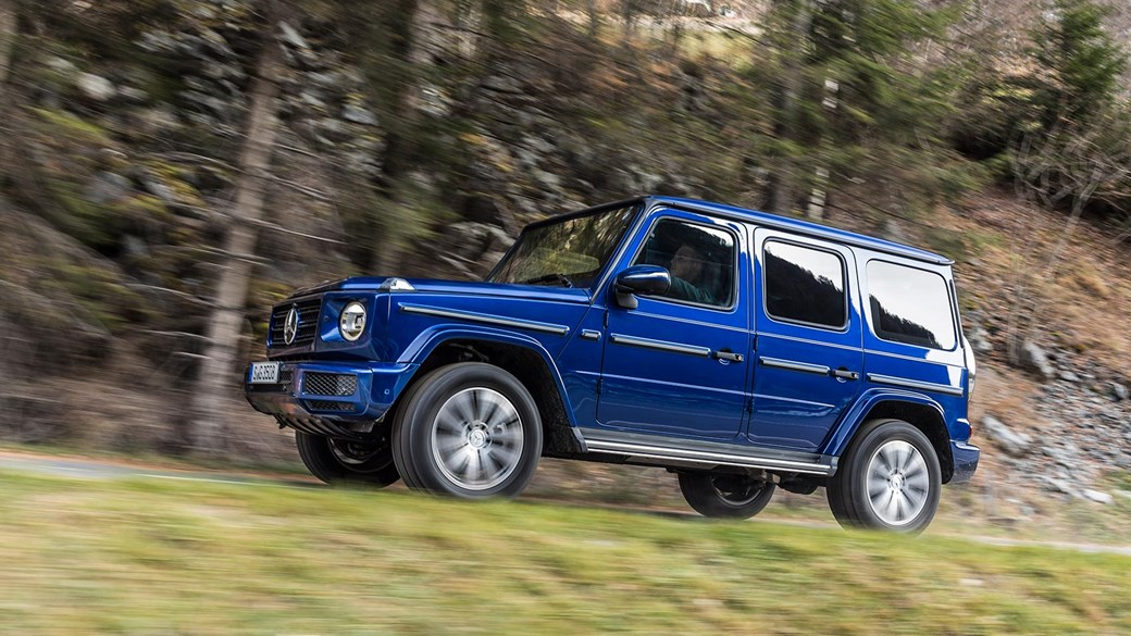 Mercedes G-class review (2018 on) | Specs | Prices | CAR Magazine