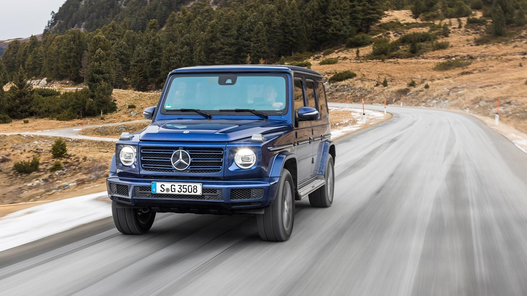 2019 Mercedes-Benz G-Wagen: Redesign, Changes, Release >> Mercedes G Class Review 2018 On Specs Prices Car Magazine