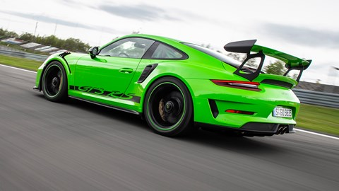 Porsche 911 Gt3 Rs 2018 Review The Best Just Got Better Car Magazine
