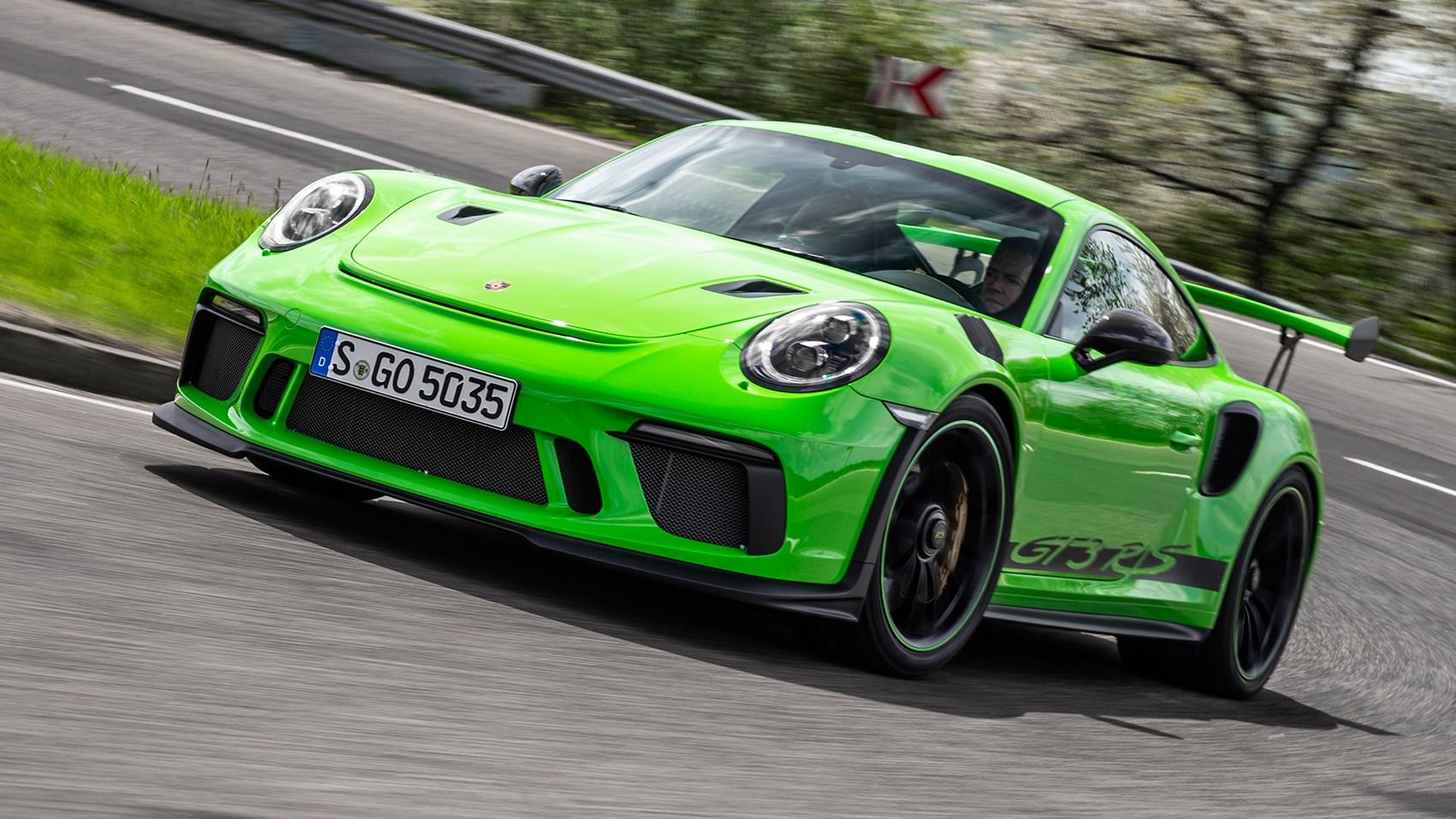 Porsche 911 GT3 RS (2018) review: the best just got better ...
