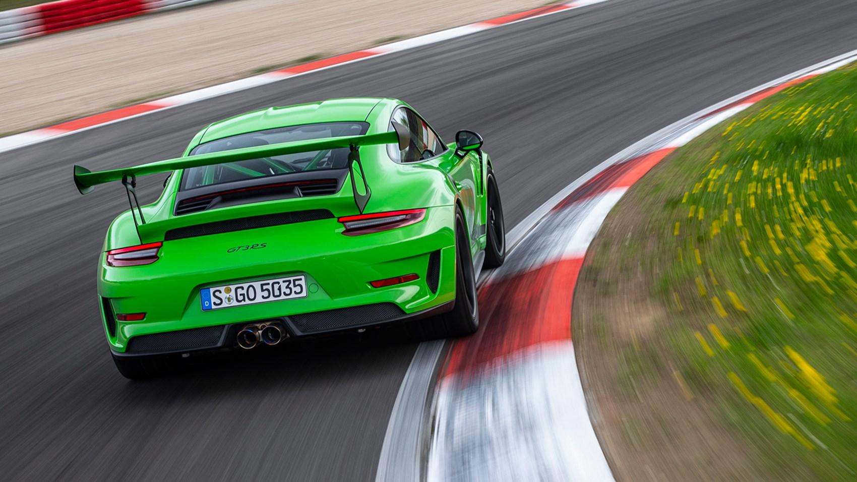 Porsche 911 GT3 RS 2018