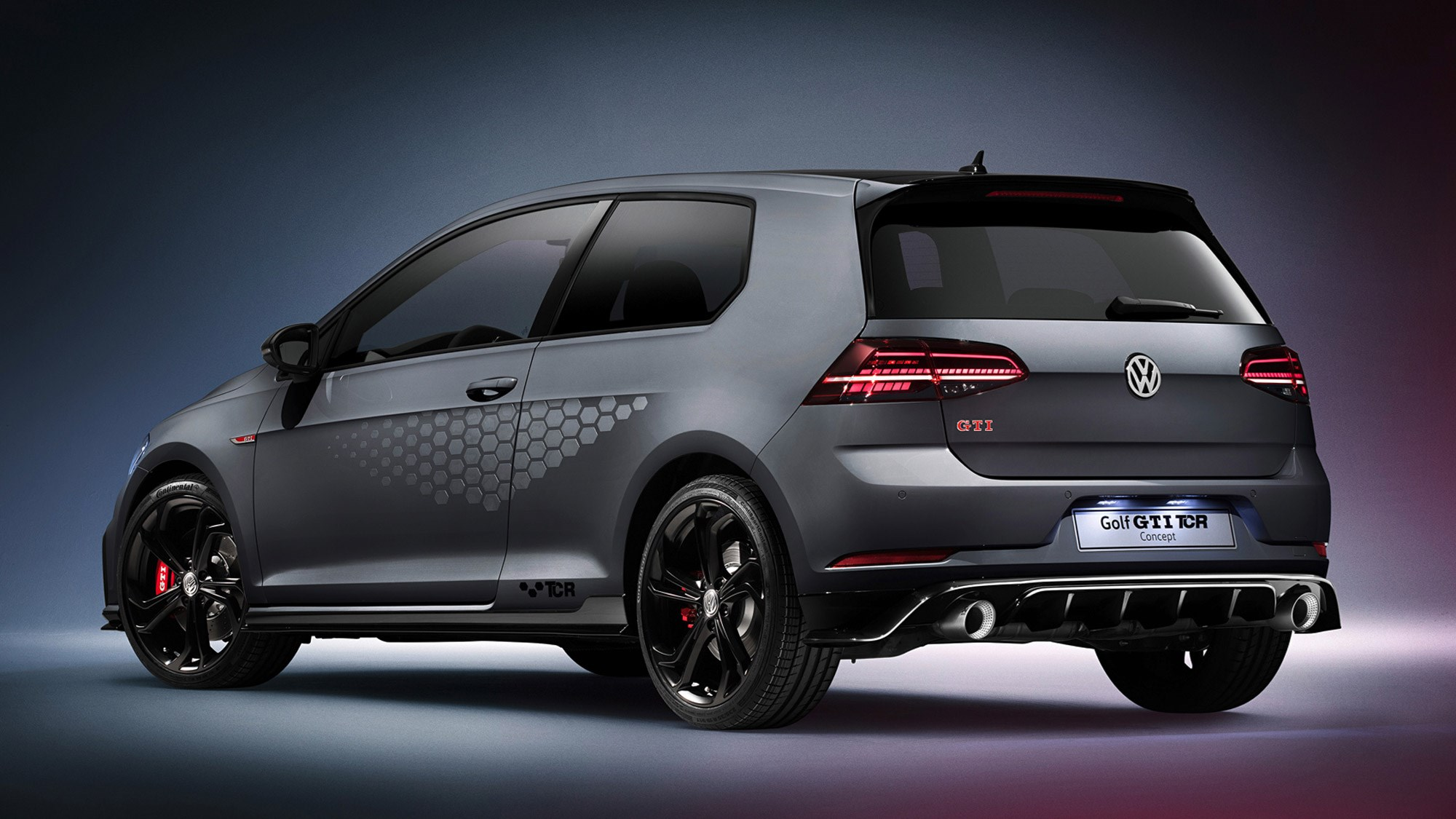 vw golf gti tcr fastest road legal golf gets official. Black Bedroom Furniture Sets. Home Design Ideas