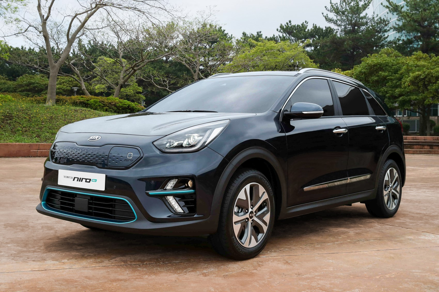 New Kia Niro Ev Specs For All Electric Crossover Revealed