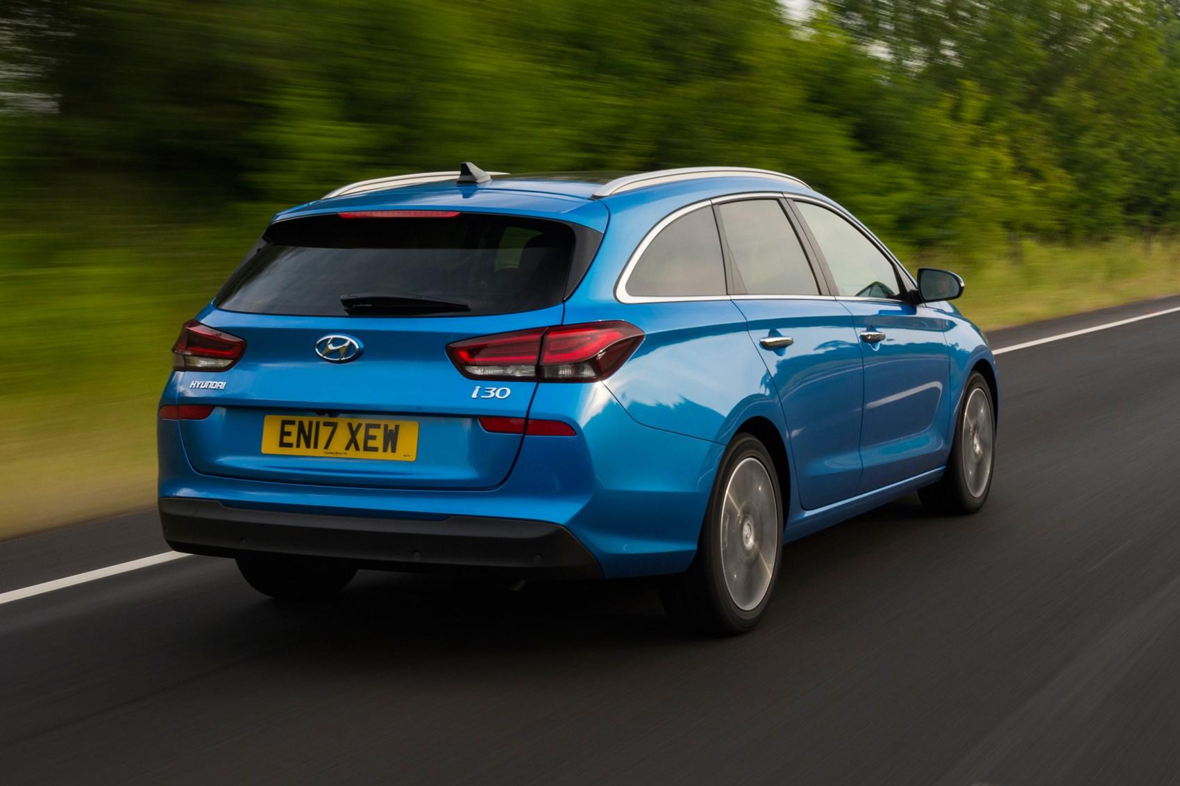 Hyundai i30 Tourer estate (2018) review: giving it a boot full | CAR