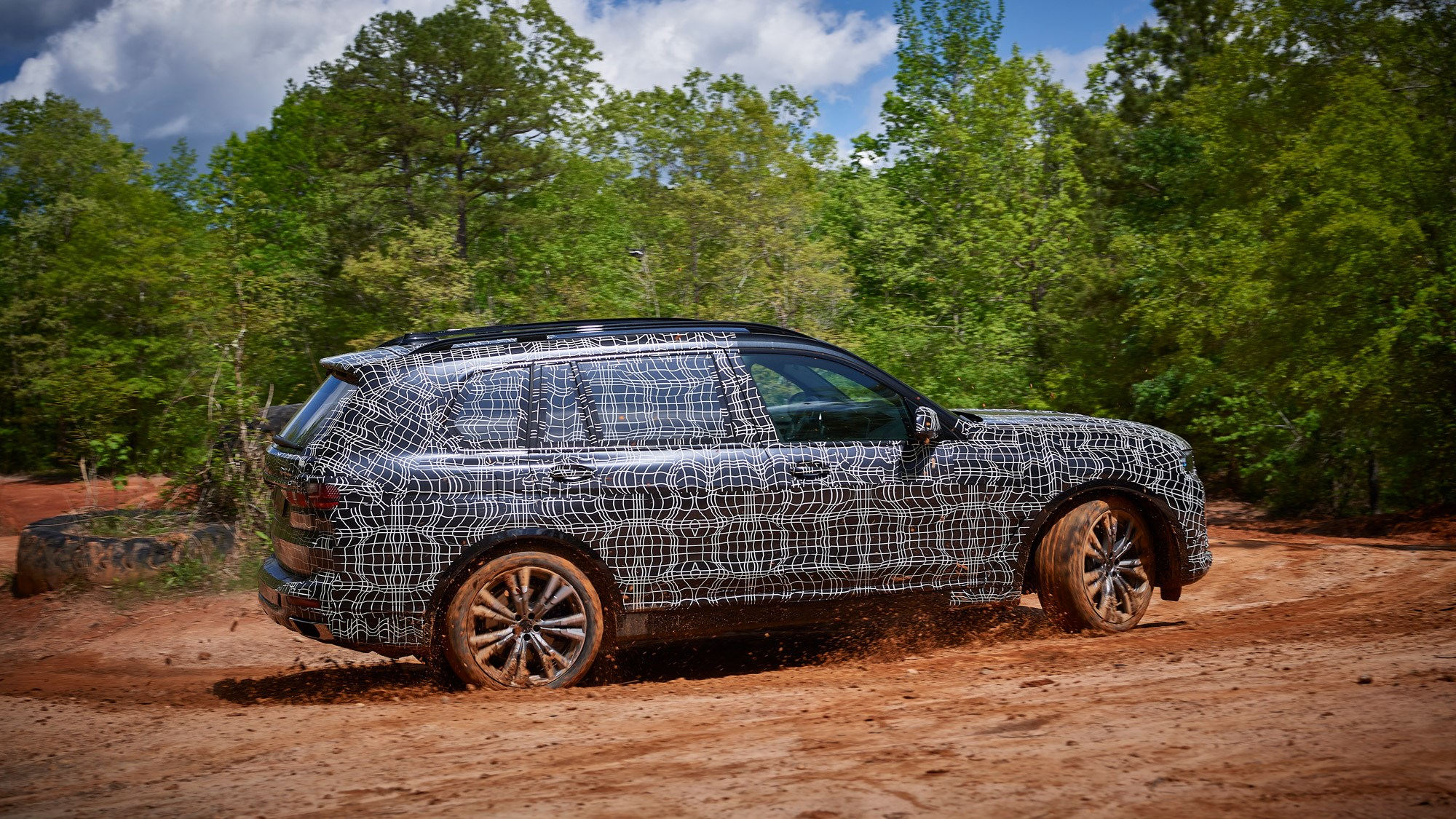 Bmw X7 Suv 2019 Prototype Review An Early Test On And Off Road