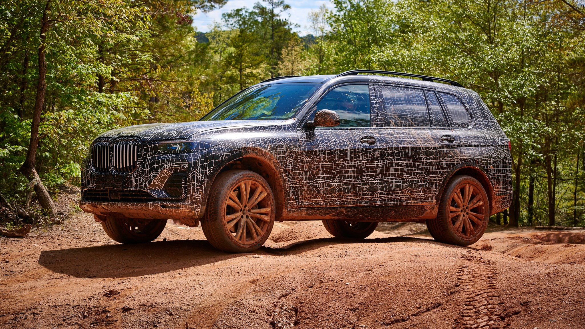 Bmw X7 Suv 2019 Prototype Review An Early Test On And