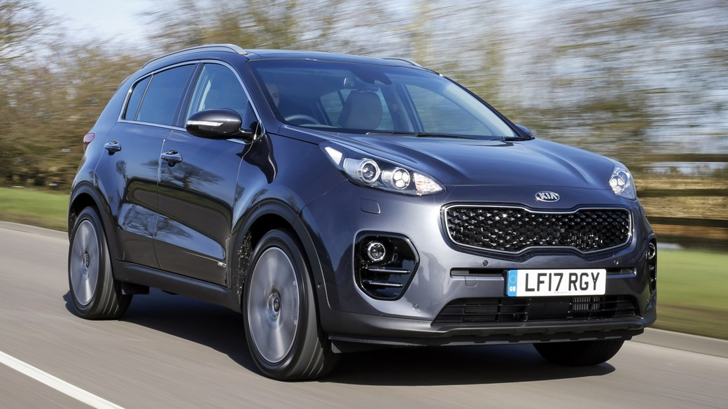 Kia Sportage 2018 Review Family Values