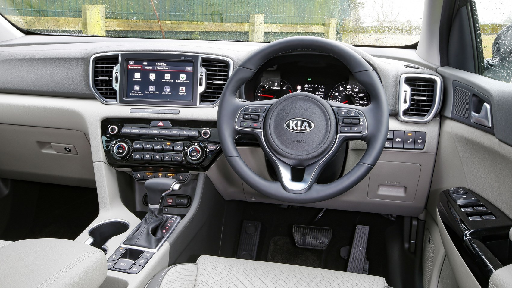 kia sportage 2018 review family values car magazine. Black Bedroom Furniture Sets. Home Design Ideas