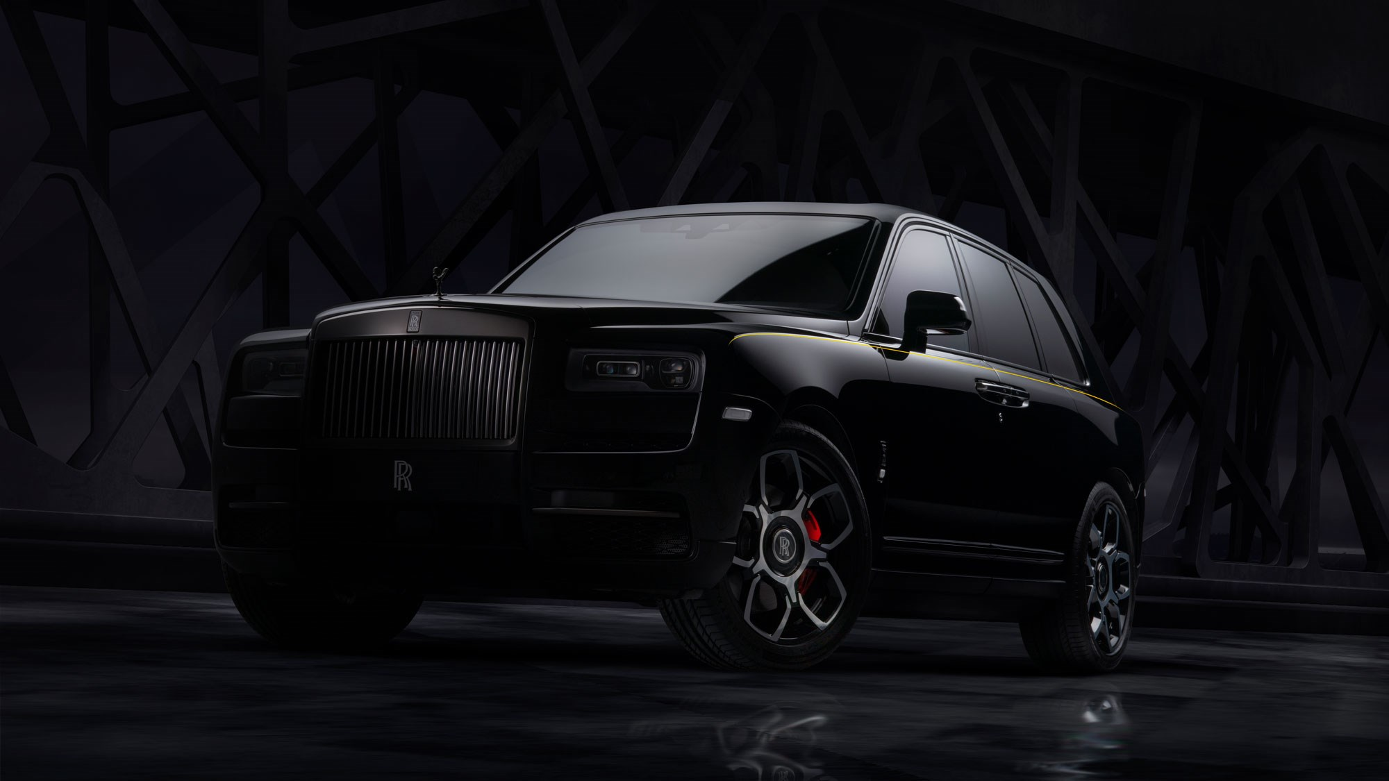 Rolls-Royce Cullinan gets the Black Badge
