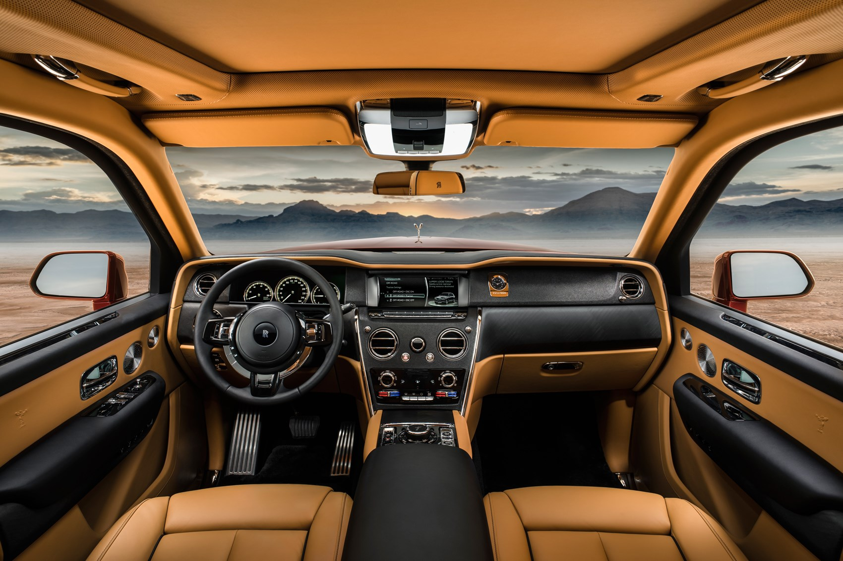 New Rolls Royce Cullinan Suv Gavin Green S Take On The Uber
