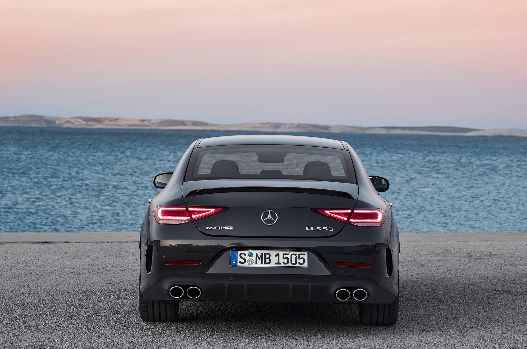 The new Mercedes-AMG CLS 53 a new performance hero