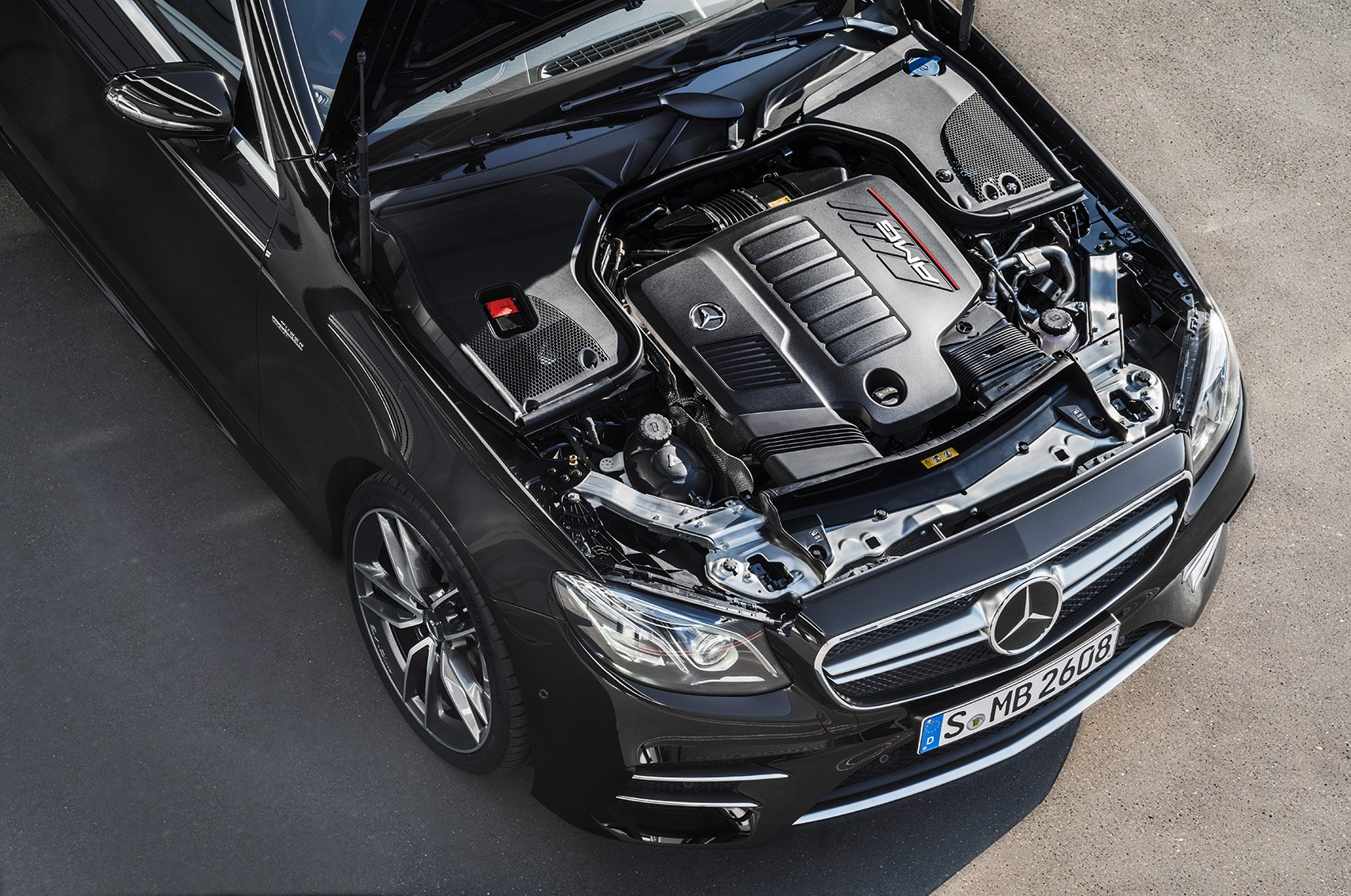 Mild Hybrids And Eq Boost For The New 53 Series Of Mercedes Amg Models