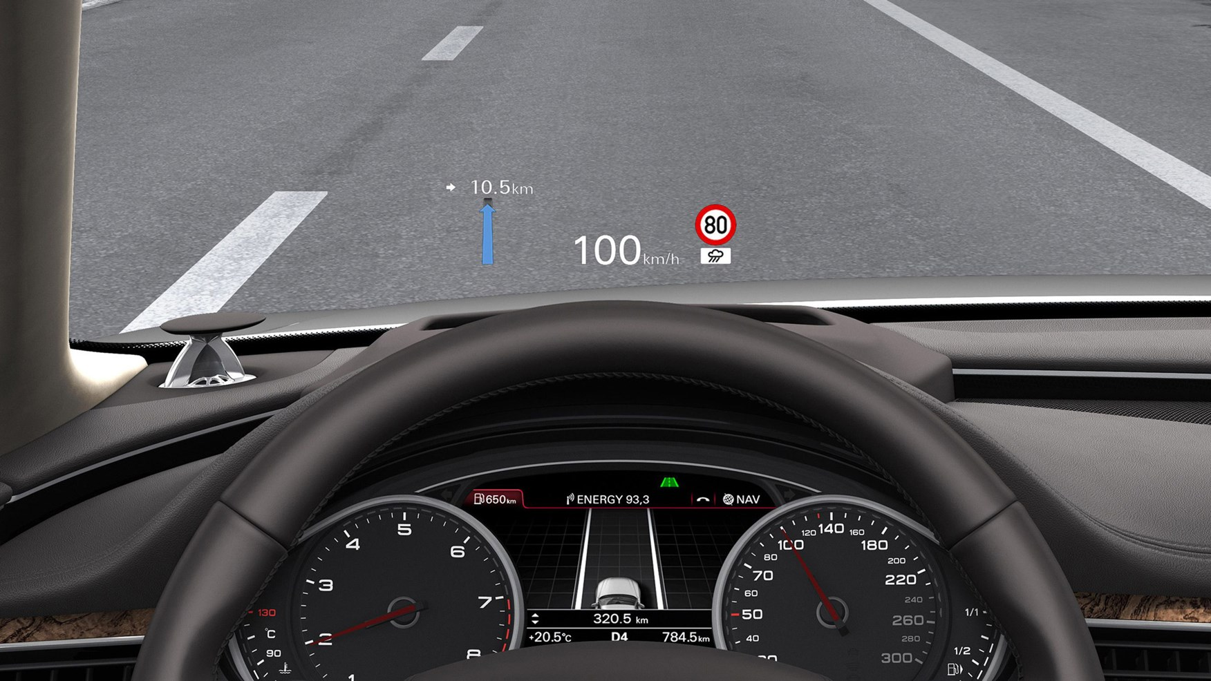 Cars No Money Down >> What is a head-up display, and is a HUD worth the money? | CAR Magazine