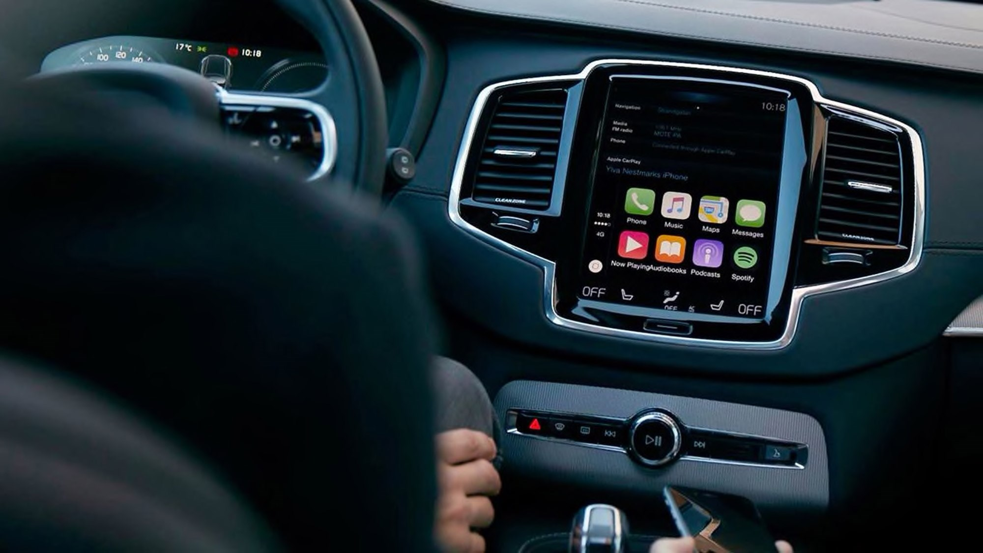 what is apple carplay everything you need to know by car magazine. Black Bedroom Furniture Sets. Home Design Ideas
