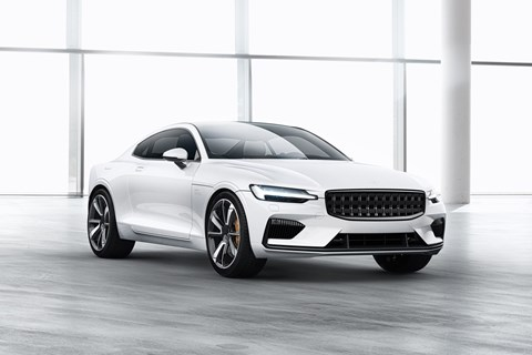 The new Polestar 1: a rival to Tesla at last?