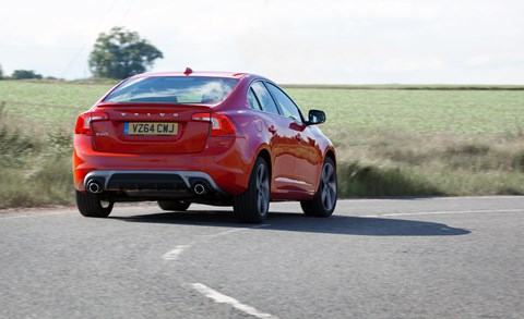The Volvo S60 will be replaced in summer 2018