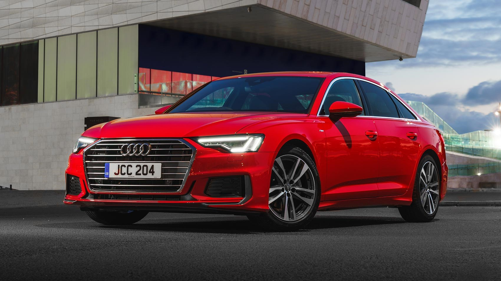 Audi A6 saloon (2018) review, specs, prices | CAR Magazine