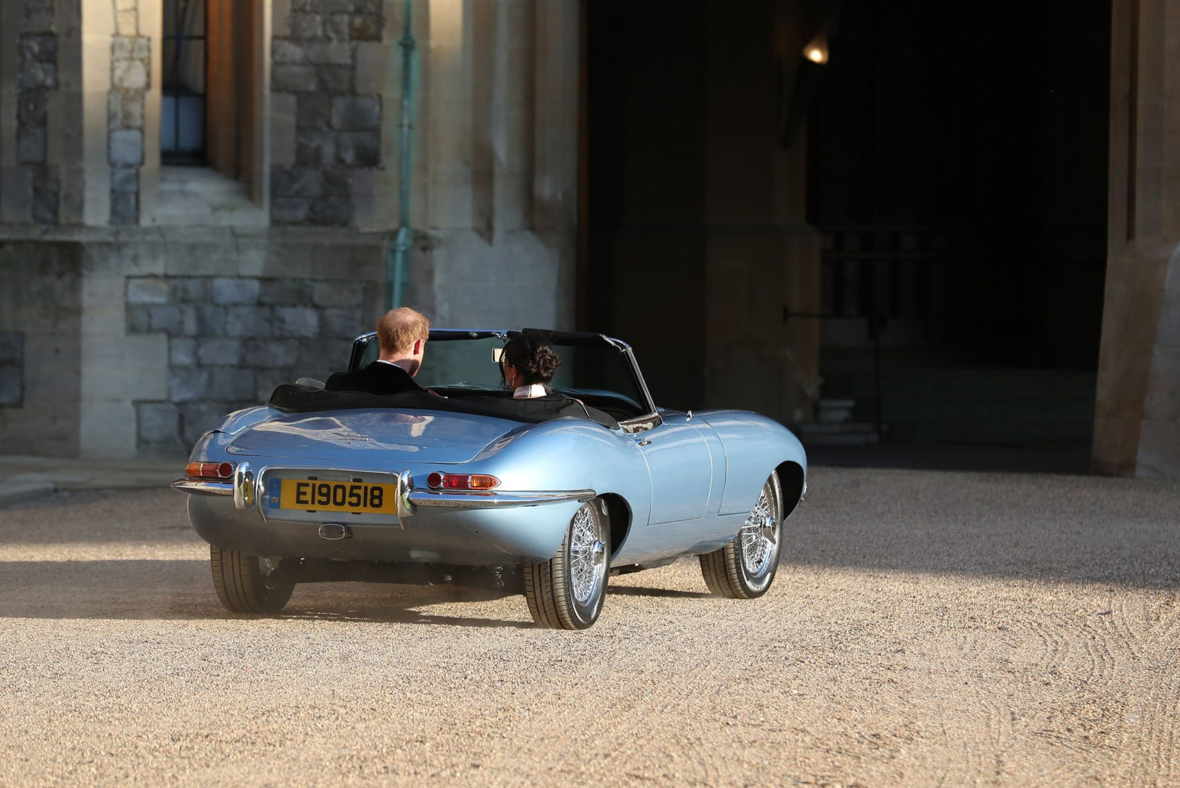 The Cars Of The Royal Wedding 2018 Prince Harry Meghan Markle Car