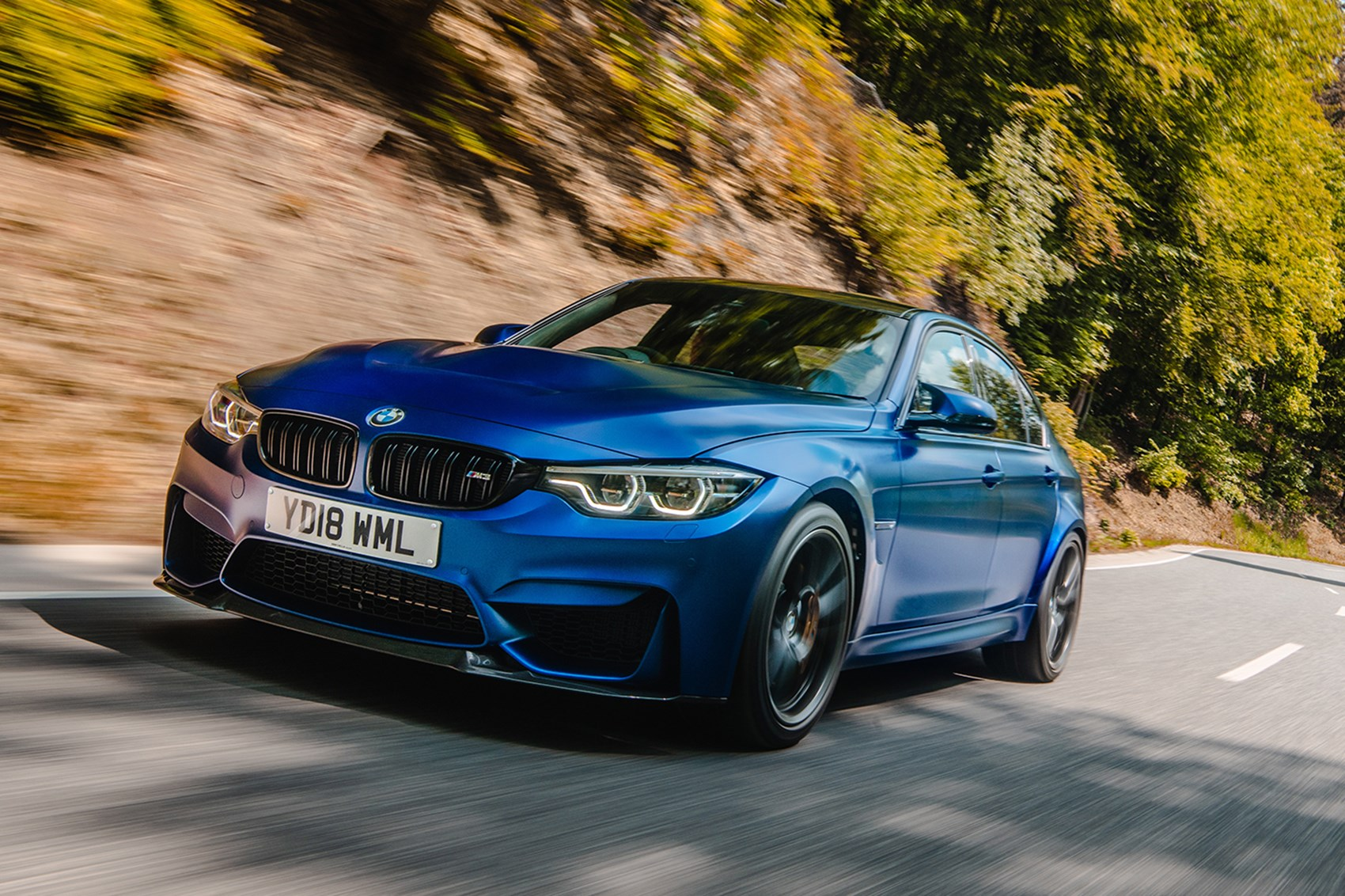 Bmw M3 Cs 2018 Review The Best F80 M3 Yet Car Magazine