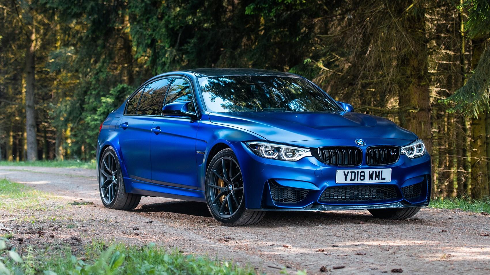 BMW M3 CS (2018) review: the best F80 M3 yet   CAR Magazine