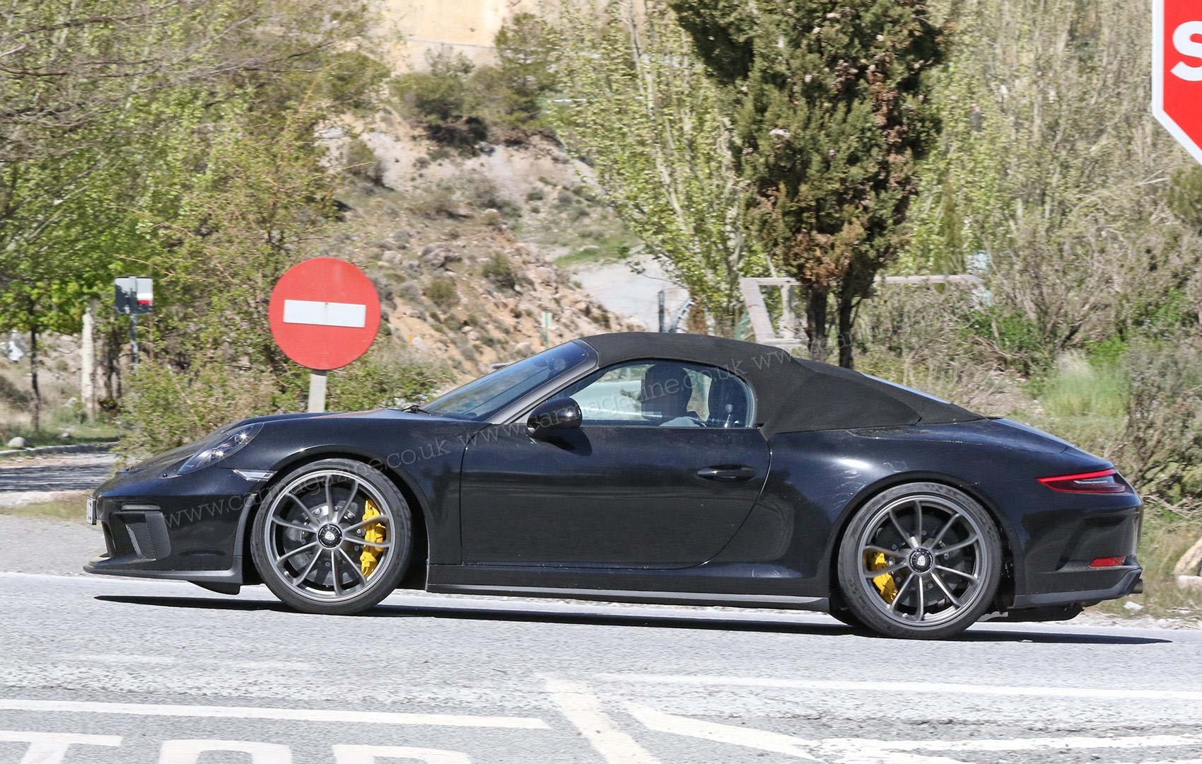 Porsche 911 Speedster spy photos specs prices | CAR Magazine