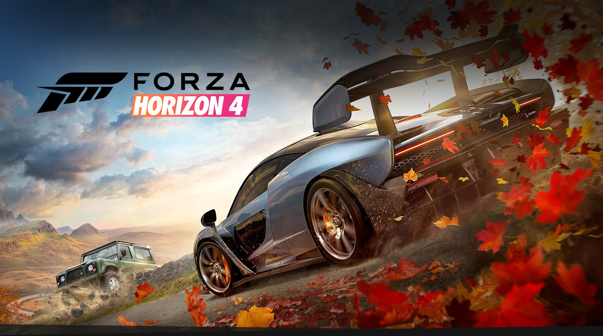 forza horizon 4 review xbox one open world racing at. Black Bedroom Furniture Sets. Home Design Ideas