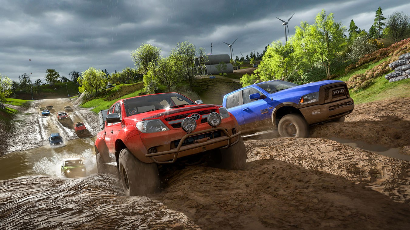 Forza Horizon 4 review (Xbox One): open-world racing at its