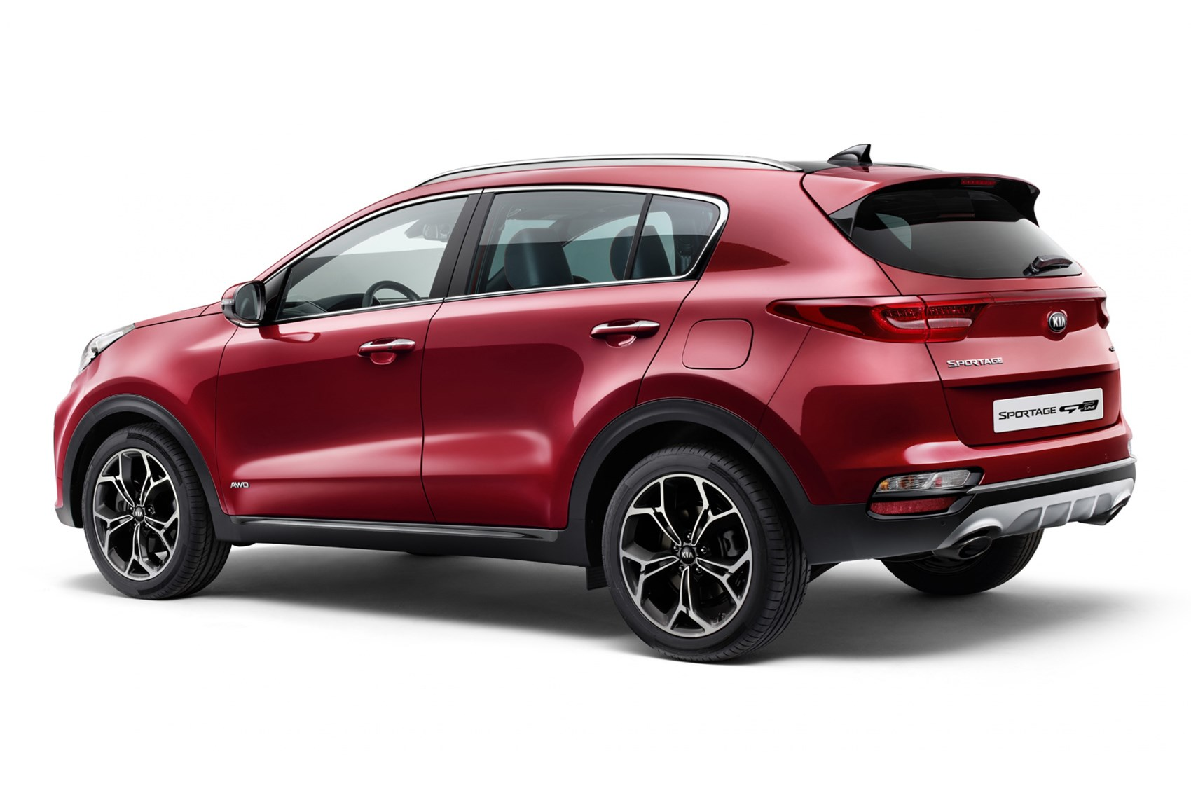 new 2018 kia sportage tweaks include new mild hybrid system car magazine. Black Bedroom Furniture Sets. Home Design Ideas