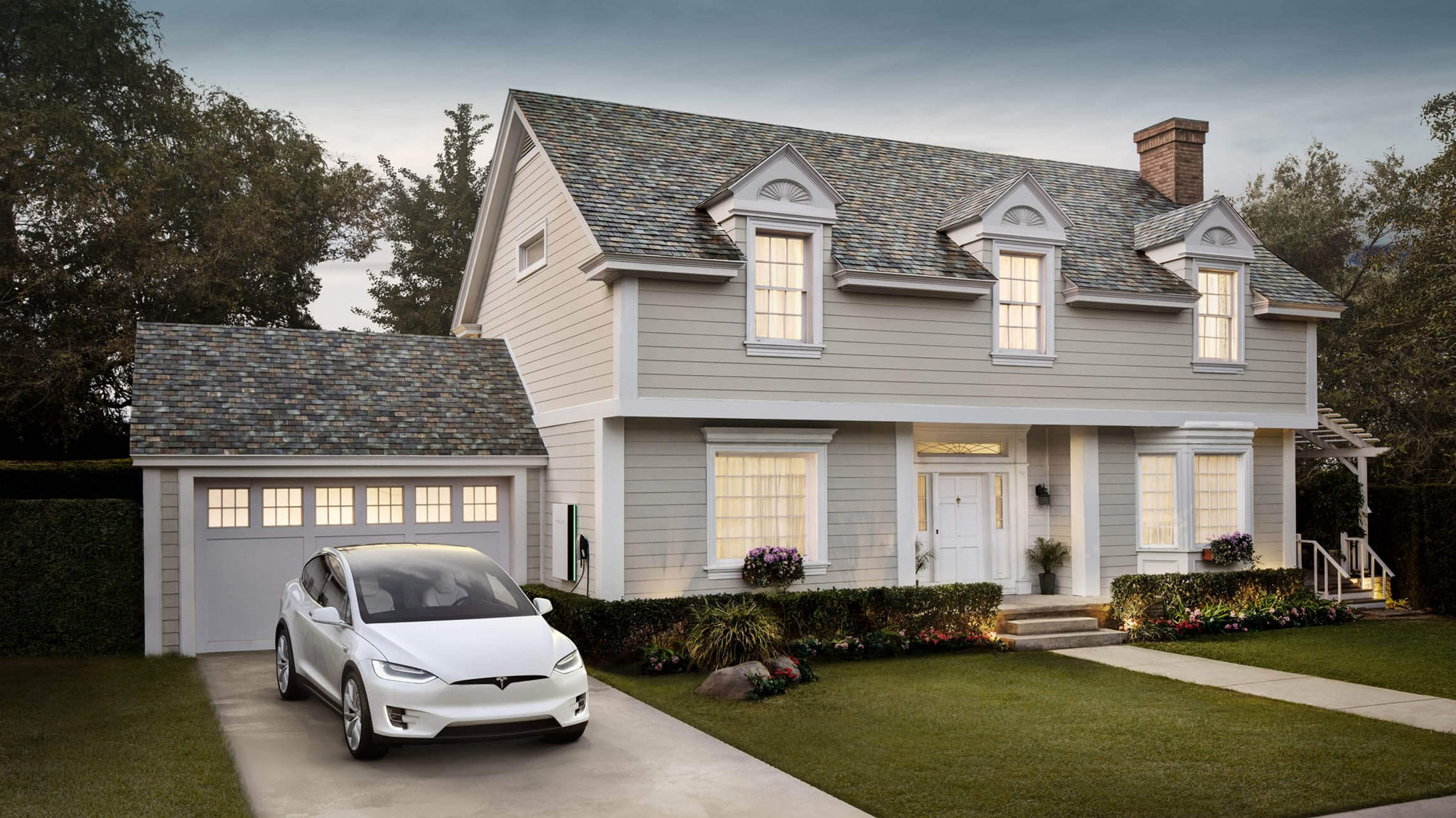 Tesla Solar Roof Elon Musk S Next Big Idea Car Magazine