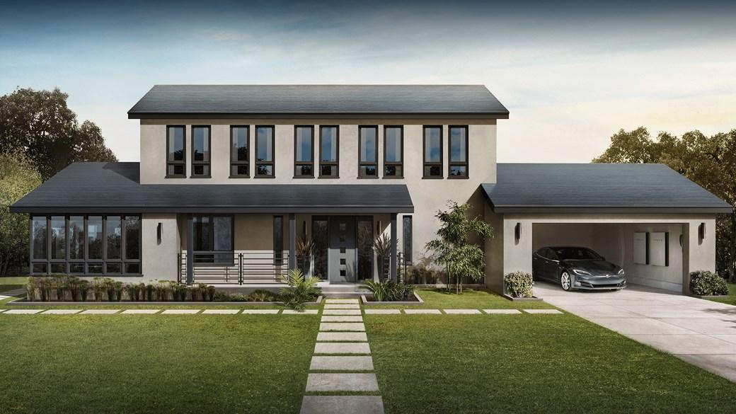 Tesla Solar Panels Cost >> Tesla Solar Roof Elon Musk S Next Big Idea Car Magazine
