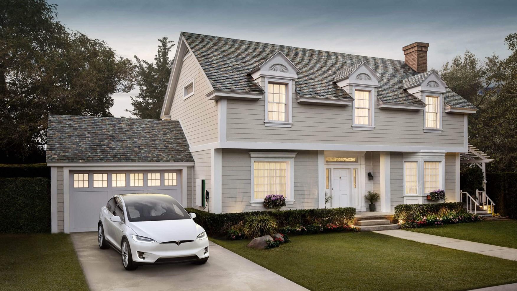 Tesla Solar Roof Elon Musk S Next Big Idea Car Magazine