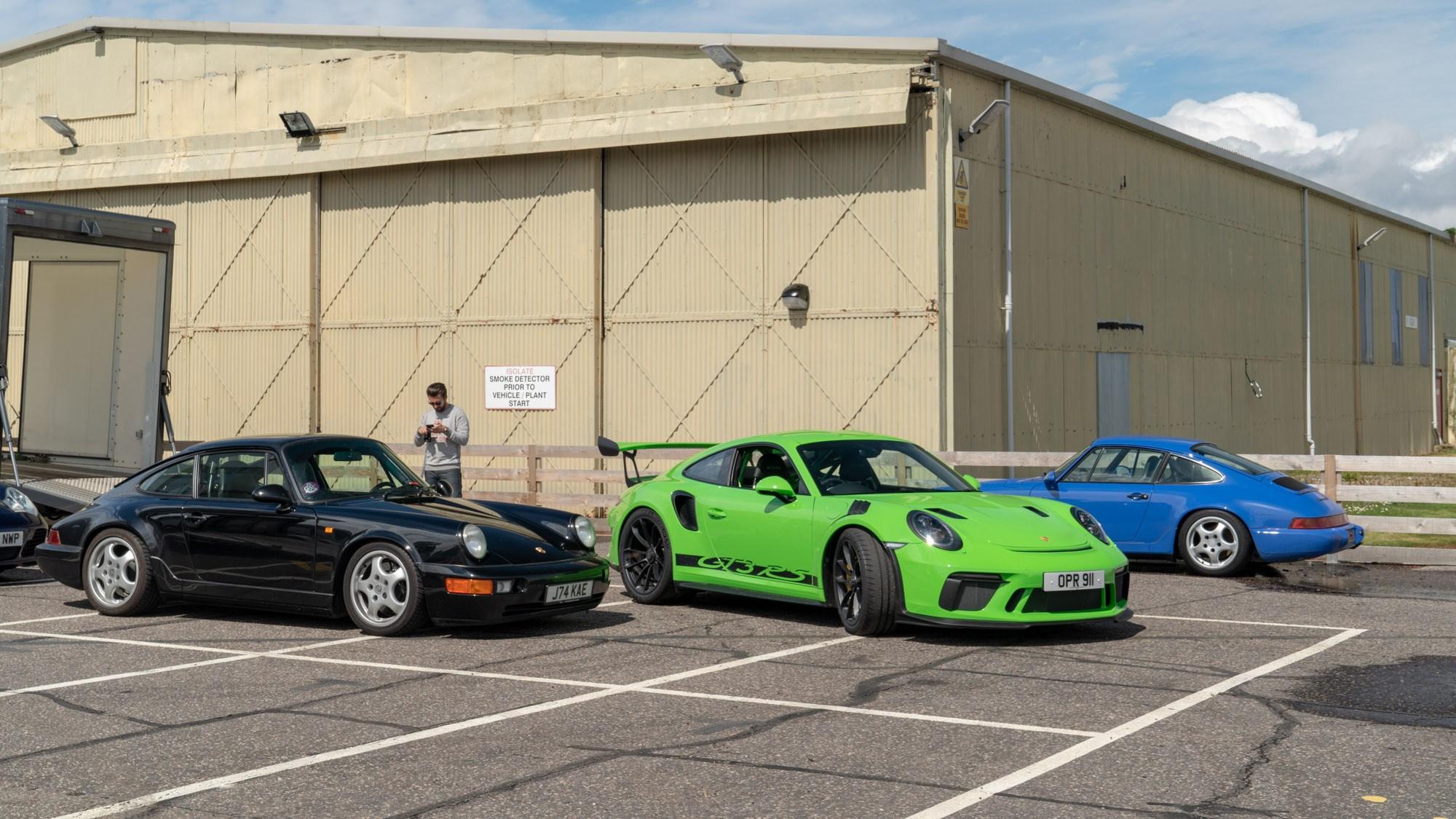 Porsche At 70 A 911 Family Road Trip Car Magazine Tvr Remote Starter